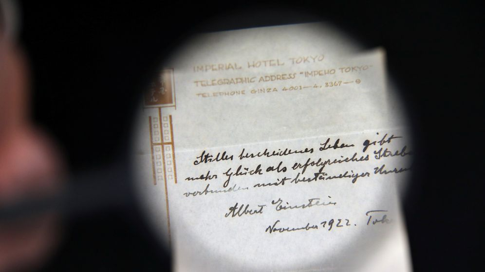 Tokio-Hotel: Die Sinnsprüche des Herrn Einstein