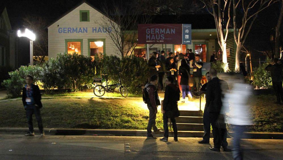 SXSW: Das Deutsche Haus