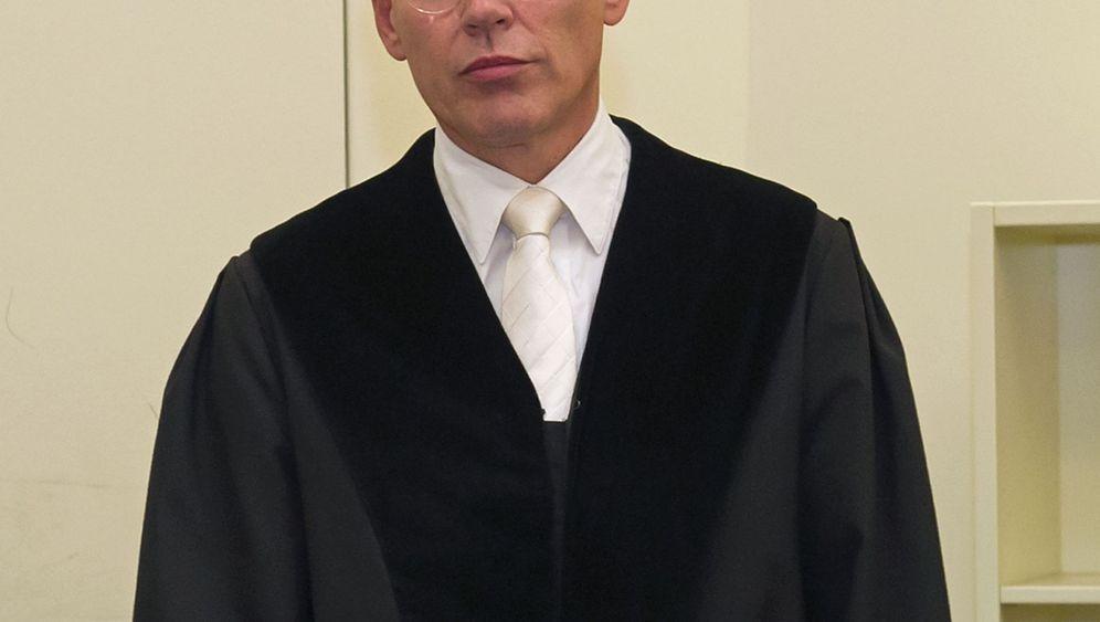 """Richter Manfred Götzl: """"Er hat eine extrem kurze Zündschnur"""""""
