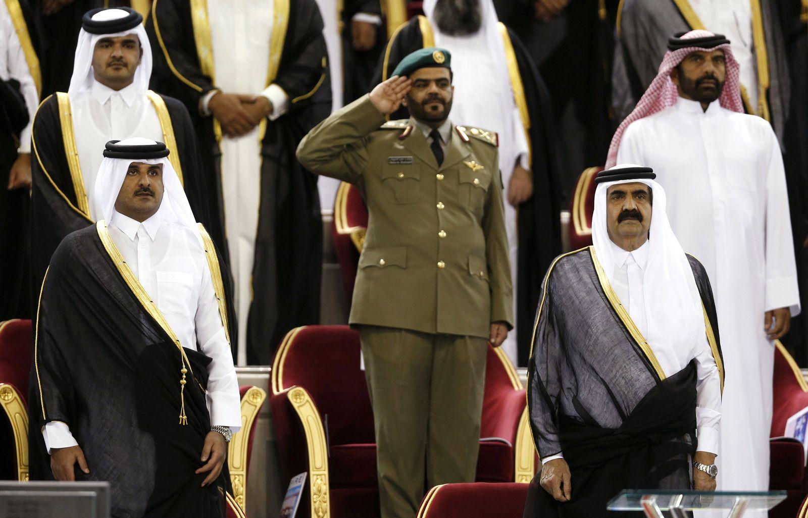 Katar/ Hamad bin Khalifa al-Thani