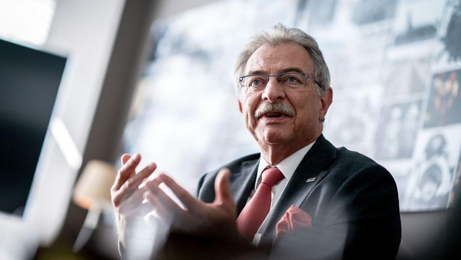 """Dieter Kempf: """"Der Köcher der EZB ist noch nicht leer"""""""