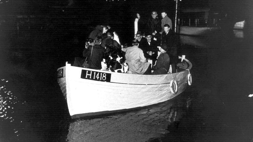 Photo Gallery: The Rescue of Denmark's Jews
