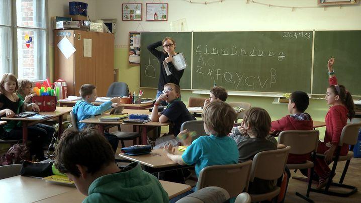 Anna, Referendarin an einer Berliner Grundschule