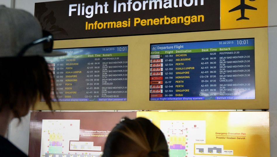 Flughafeninformation