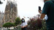 Katalonien will strenge Maskenpflicht auch im Freien einführen
