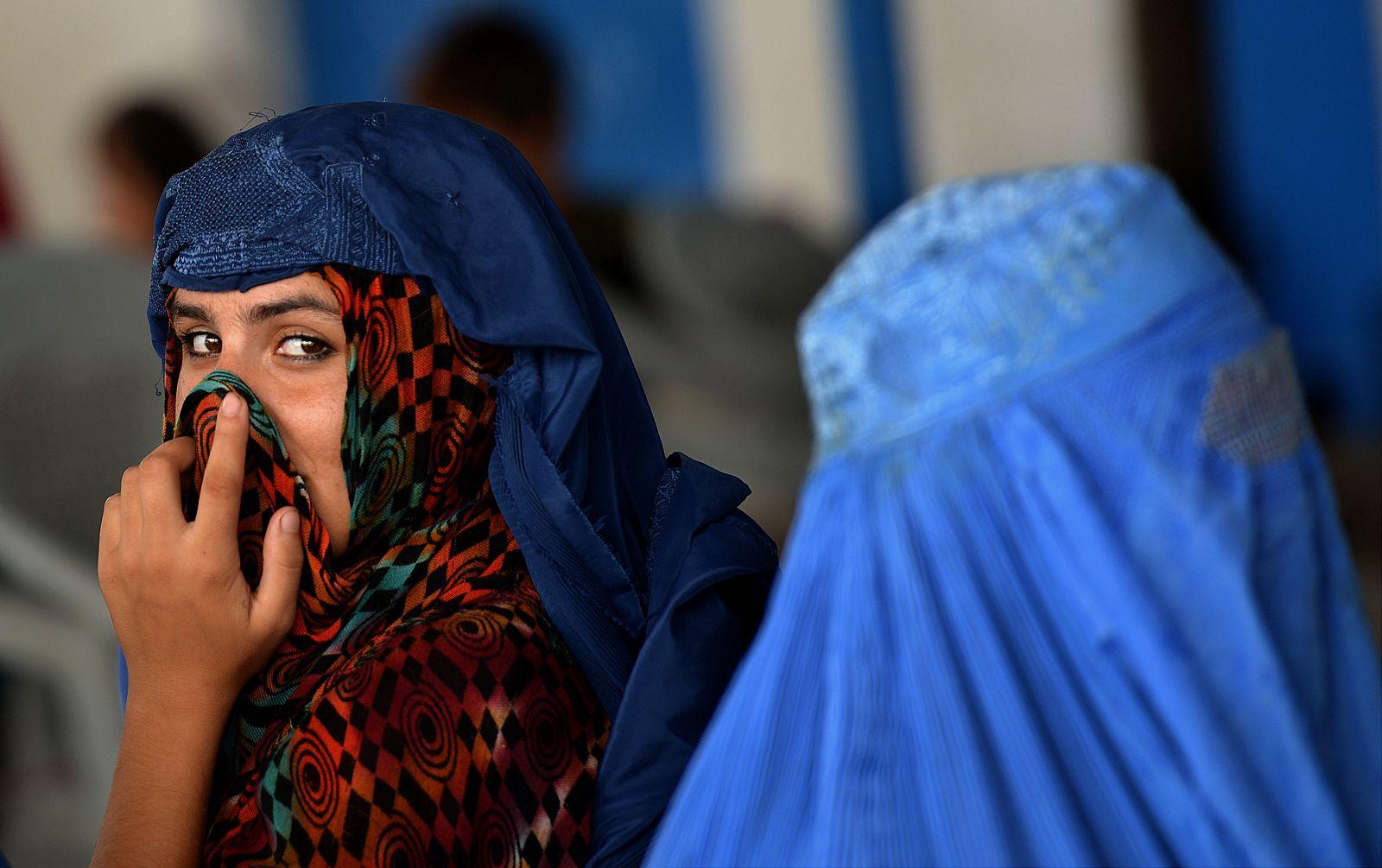 PAKISTAN/ AFGHANISTAN/ Flüchtlinge/ Rückkehr