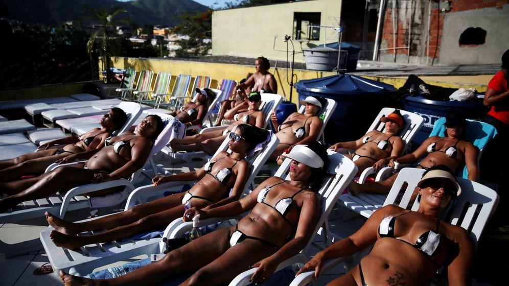 Bräunung in Brasilien: So klappt's auch mit den Streifen