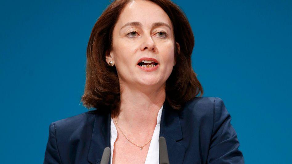 "SPD-Generalin Barley: Seehofer-Ausspruch ""in hohem Maße irritierend"""
