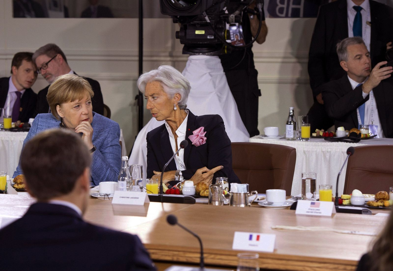 Bilanz des G7-Gipfels in Kanada