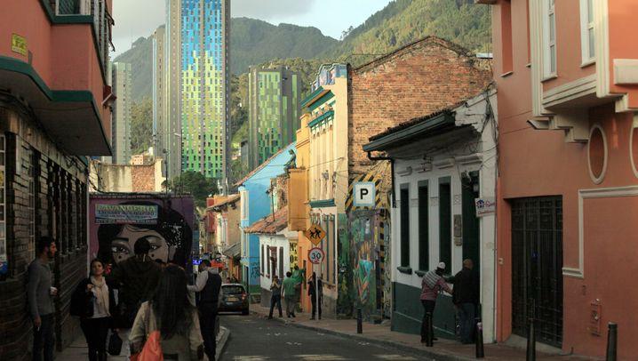 Bogotá: Eine Stadt im Aufbruch