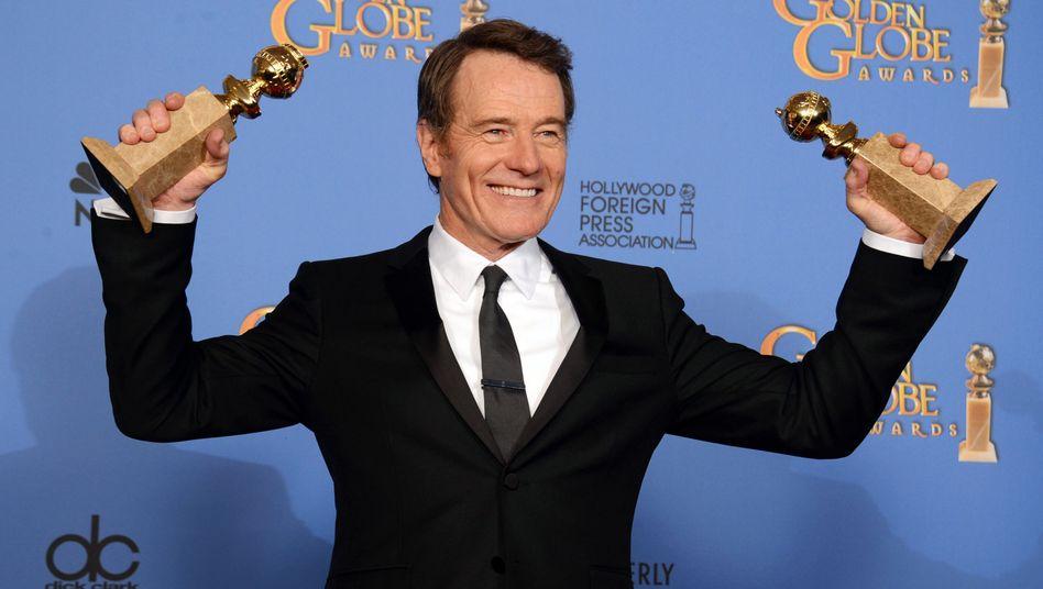 Golden-Globe-Gewinner goes Broadway: Bryan Cranston gibt sein Bühnen-Debüt