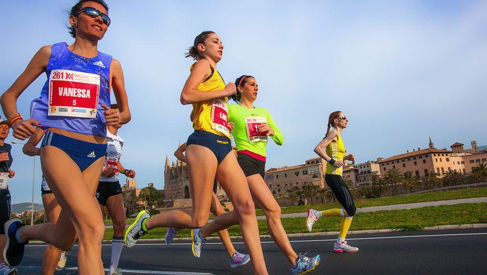 """Frauenlauf auf Mallorca: """"Das Leben ist zum Teilnehmen da"""""""