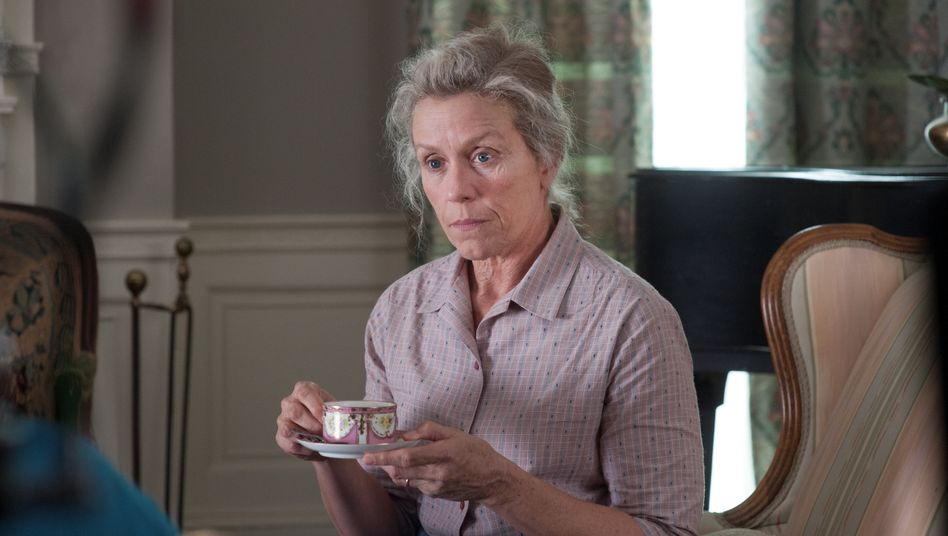 Frances McDormand als Olive Kitteridge in der gleichnamigen HBO-Serie