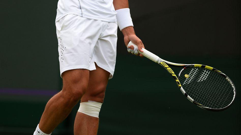 Tennisprofi Nadal: Aus in der ersten Runde