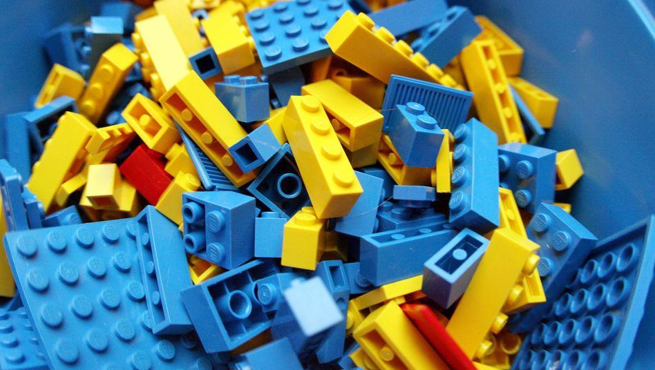 Lego-Steine (Symbolbild): Aufregung um abgemahnte Blogger