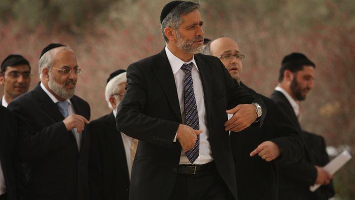 Israels Innenminister Elijahu: Religiöser Eiferer