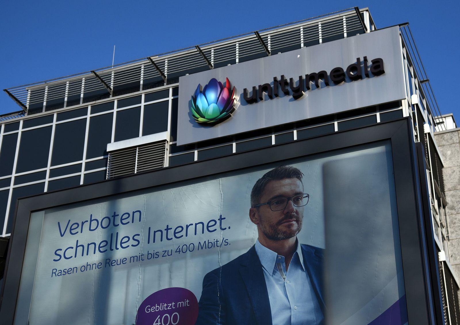 Firmenzentrale Unitymedia
