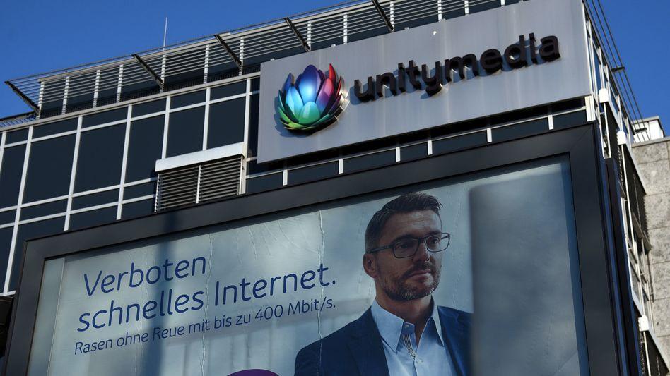 Zentrale von Unitymedia in Köln