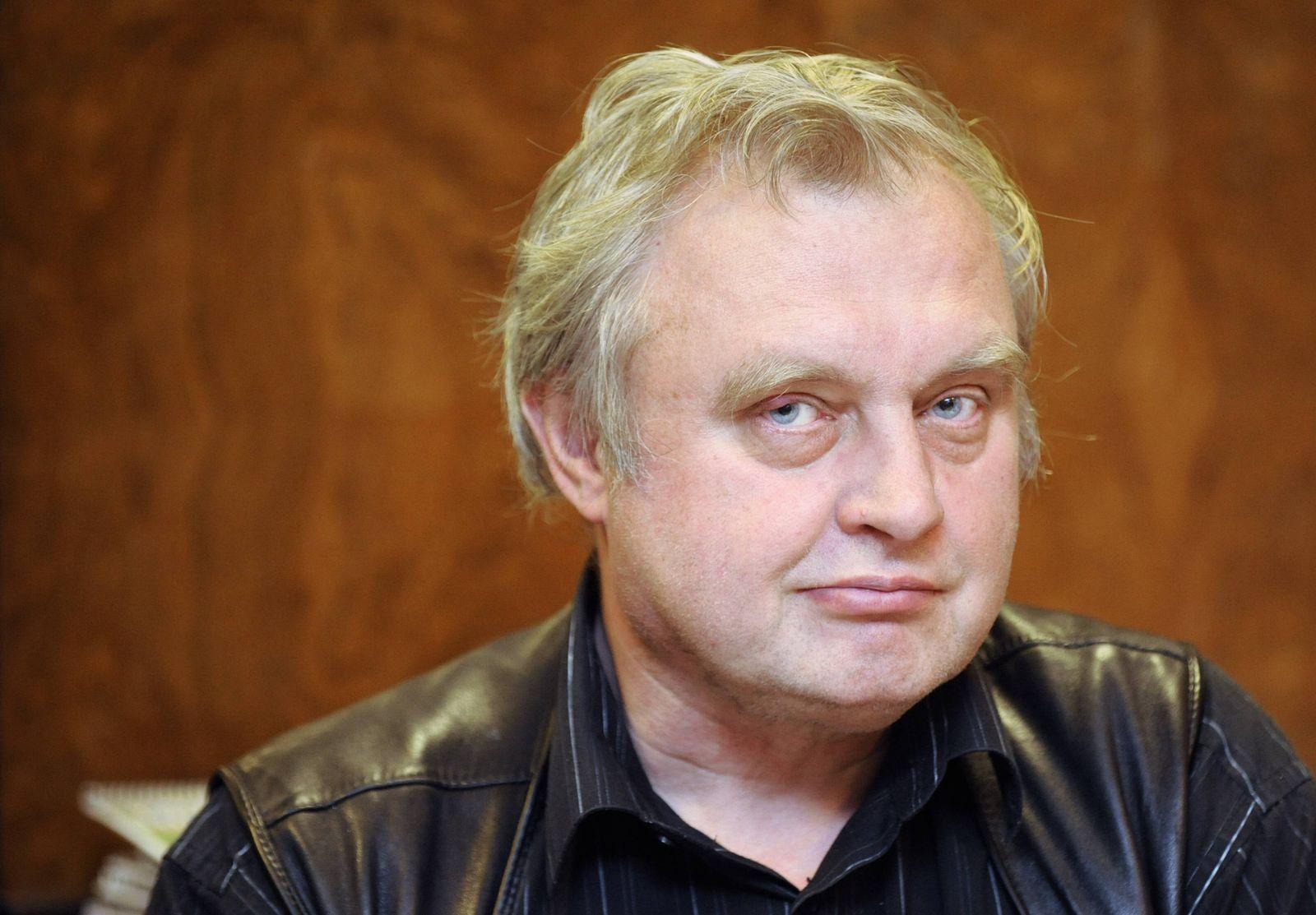 EINMALIGE VERWENDUNG Miloslav Ransdorf/