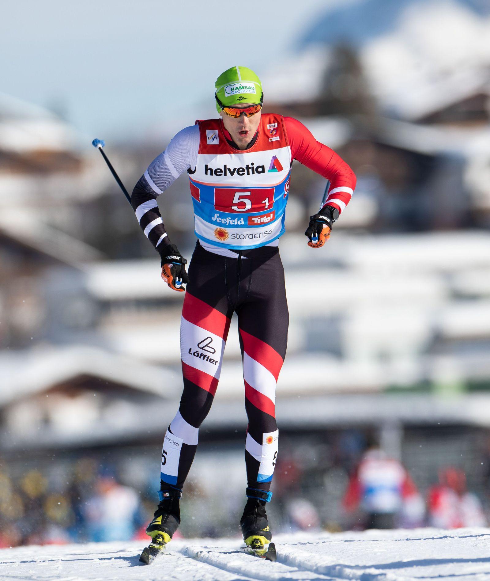 Langlauf Max Hauke