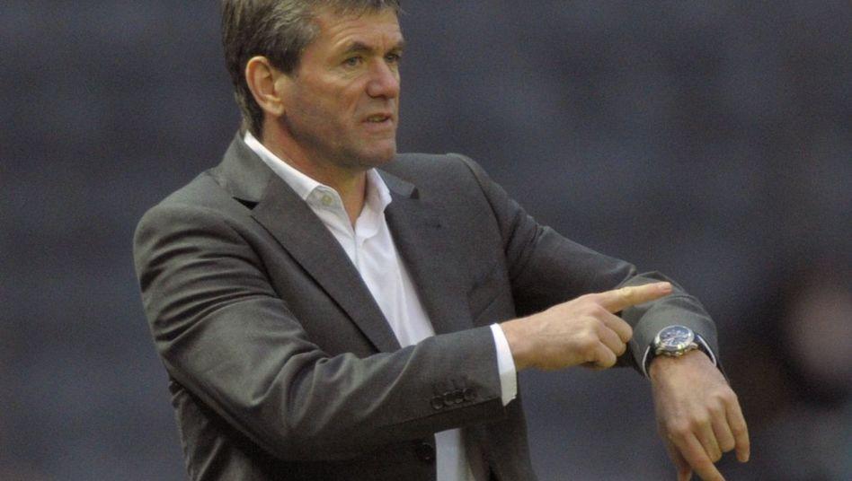 Trainer Funkel: Bis 2011 beim VfL Bochum angestellt