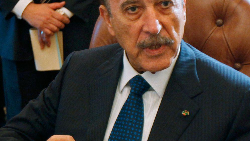 Fotostrecke: Omar Suleiman, Mubaraks Mann fürs Heikle