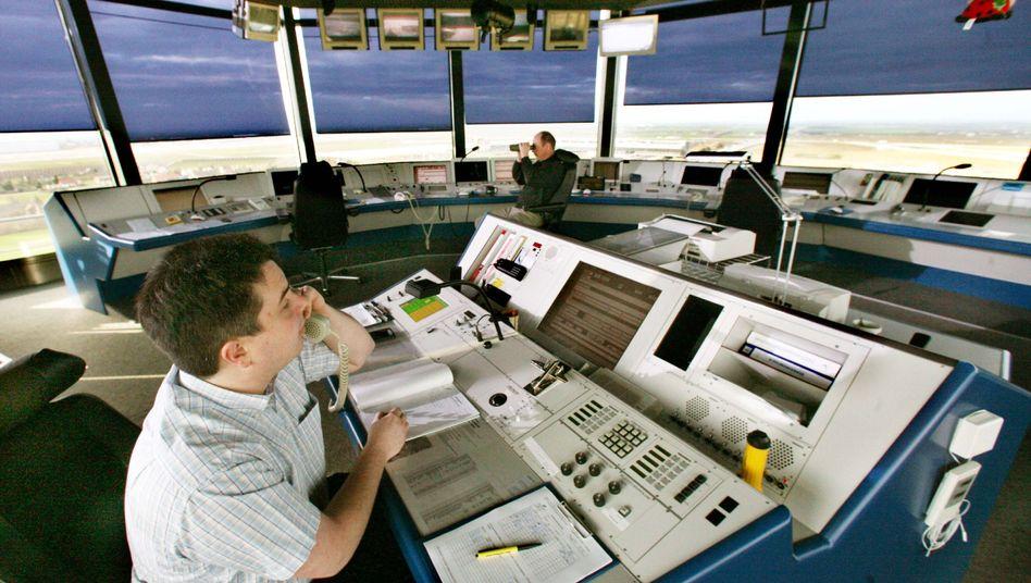 Tower der Flugsicherung: Grundloser Arbeitskampf - oder allen Grund zum Streiken?