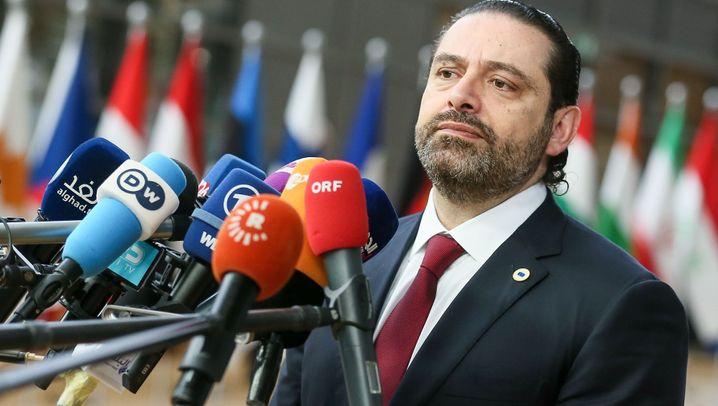 Wahlen im Libanon: Es bleibt in der Familie