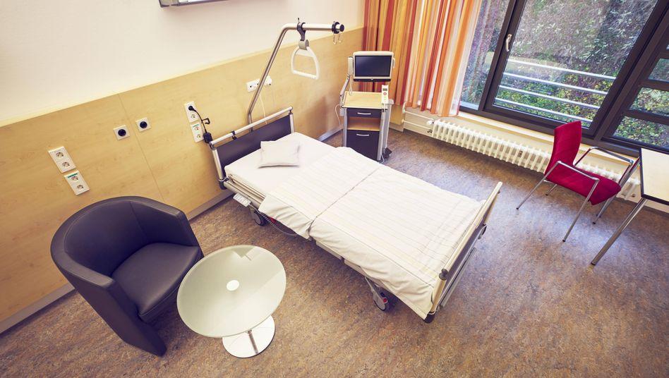 Einzelzimmer im Krankenhaus: Privat versichert zu sein, ist in den vergangenen Jahren überdurchschnittlich teurer geworden