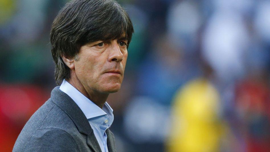 Bundestrainer Löw: Kader auf 23 Spieler reduziert