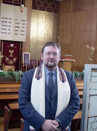 "Rabbi Walter Homolka: ""The Catholic Church does not have its anti-Semitic tendencies under control."""