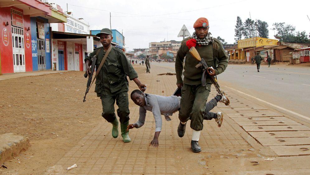 Kabilas Kongo: Schüsse, Schläge, politische Haft