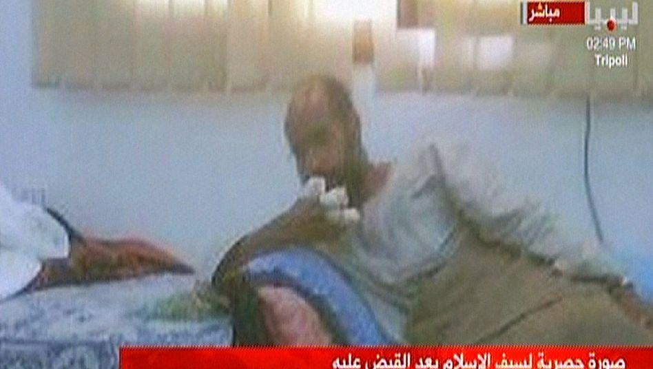 Libyen: Gaddafi-Sohn Saif al-Islam festgenommen