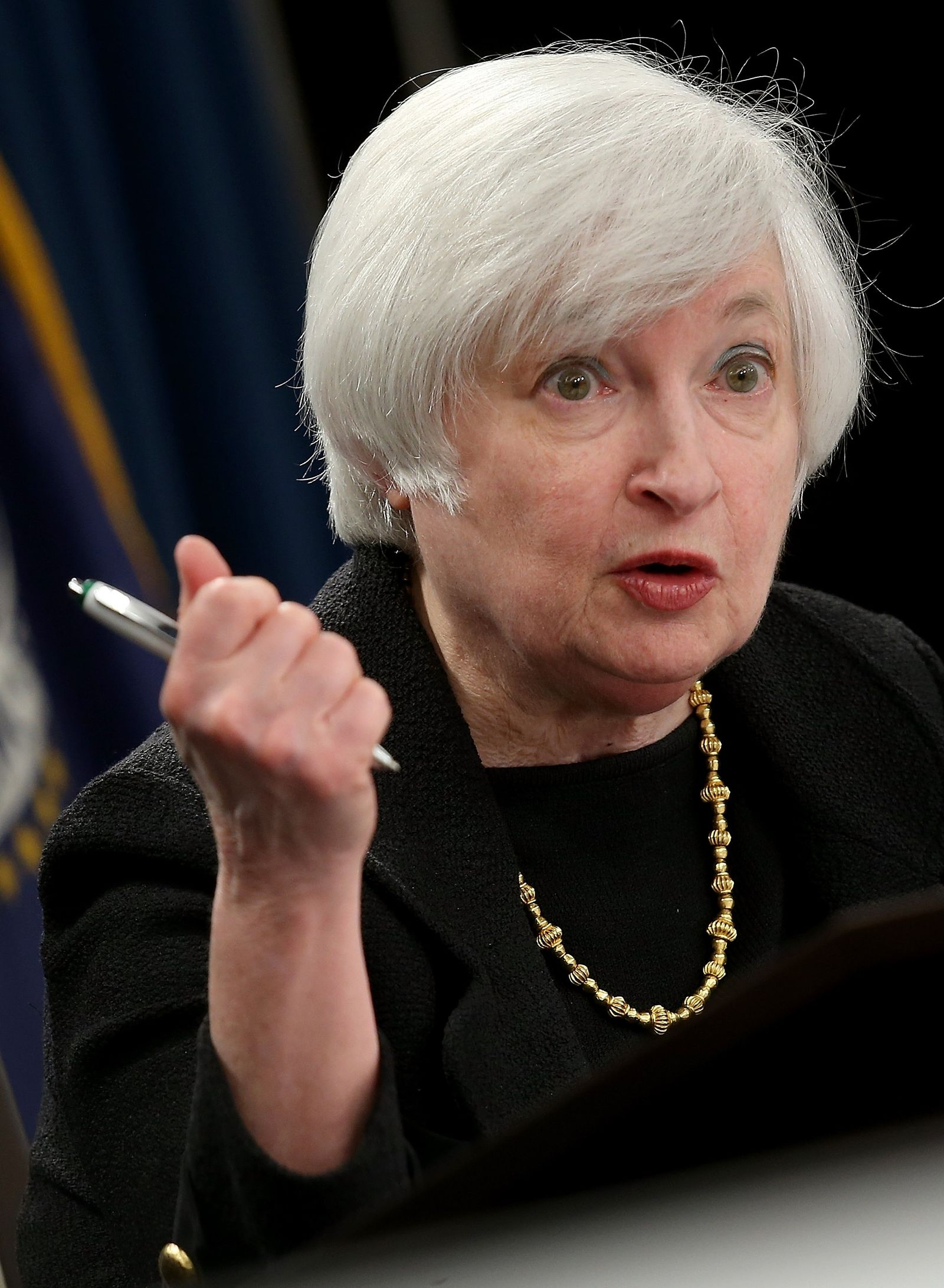 janet Yellen, FED
