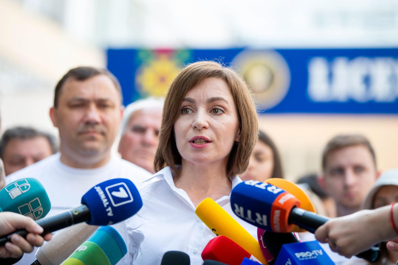 Parliamentary elections in Moldova