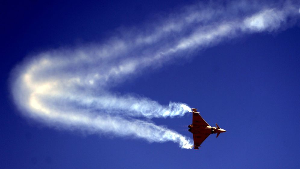 Kampfjets für Indien: Der Eurofighter und seine Konkurrenten