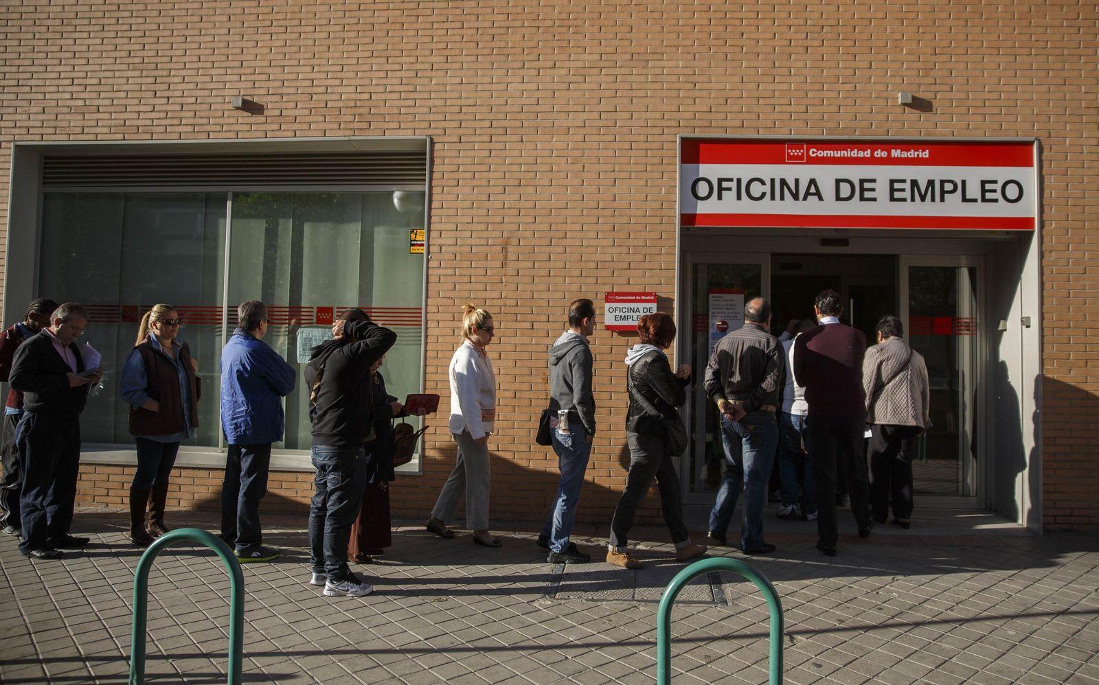 SPAIN-ECONOMY/UNEMPLOYMENT