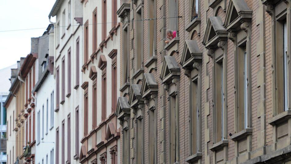 Mietwohnungen in Frankfurt am Main: Den Makler zahlt hier bislang meist der Mieter