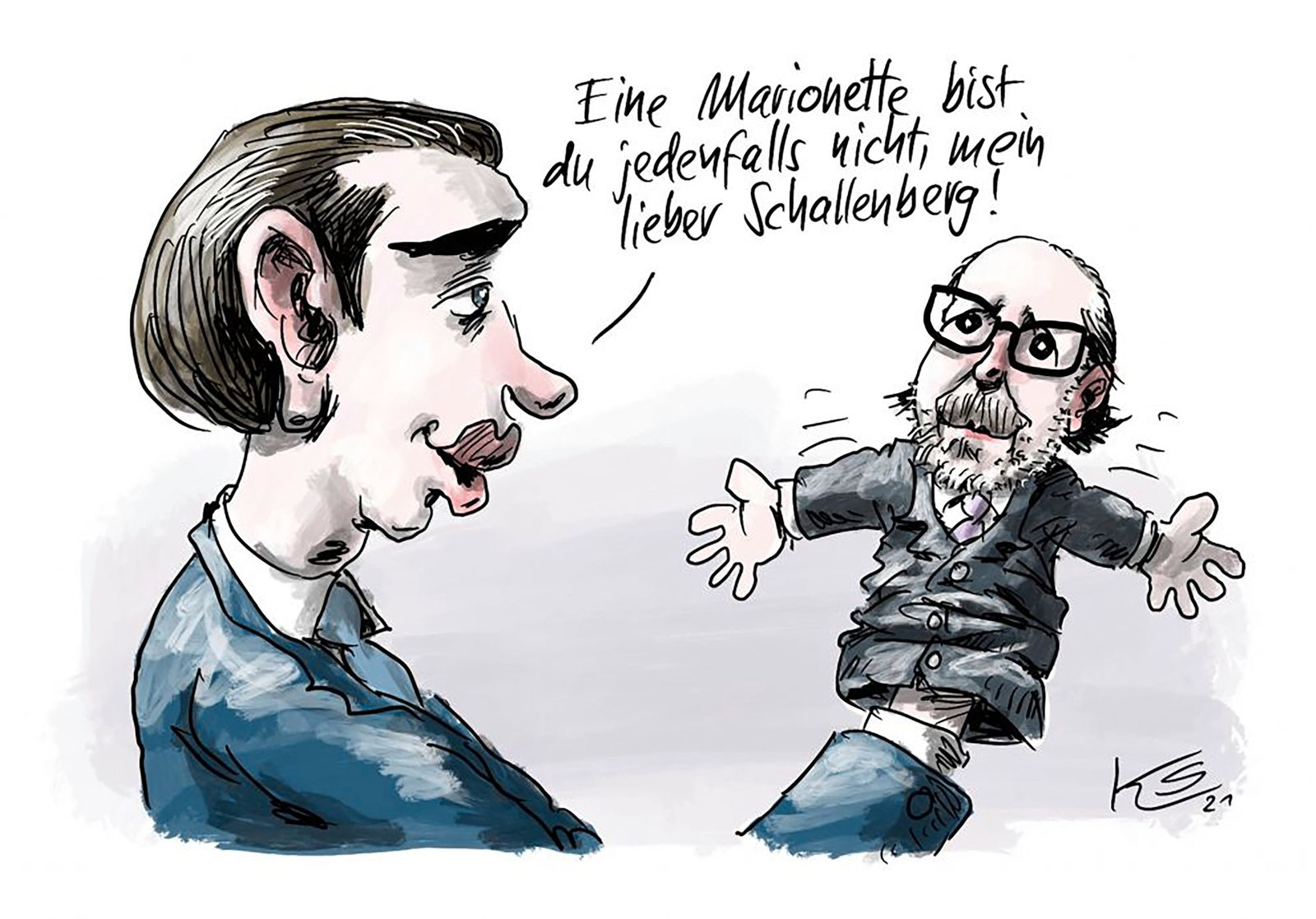 Cartoon/ 11.10.21