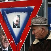 Russian President Vladimir Putin is casting a large shadow over the Serbian elections set for this Sunday.