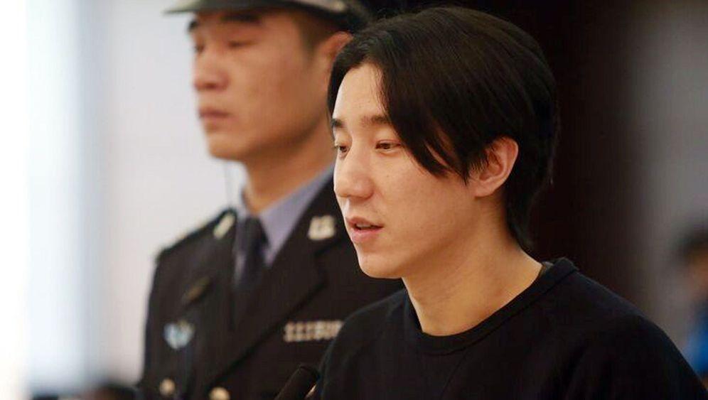 Jackie Chan Sohn