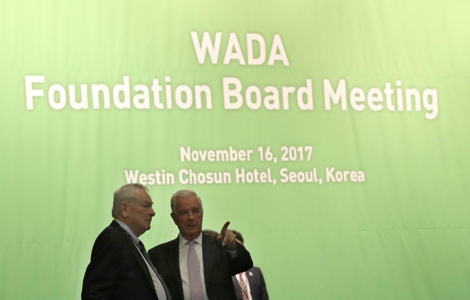 South Korea WADA