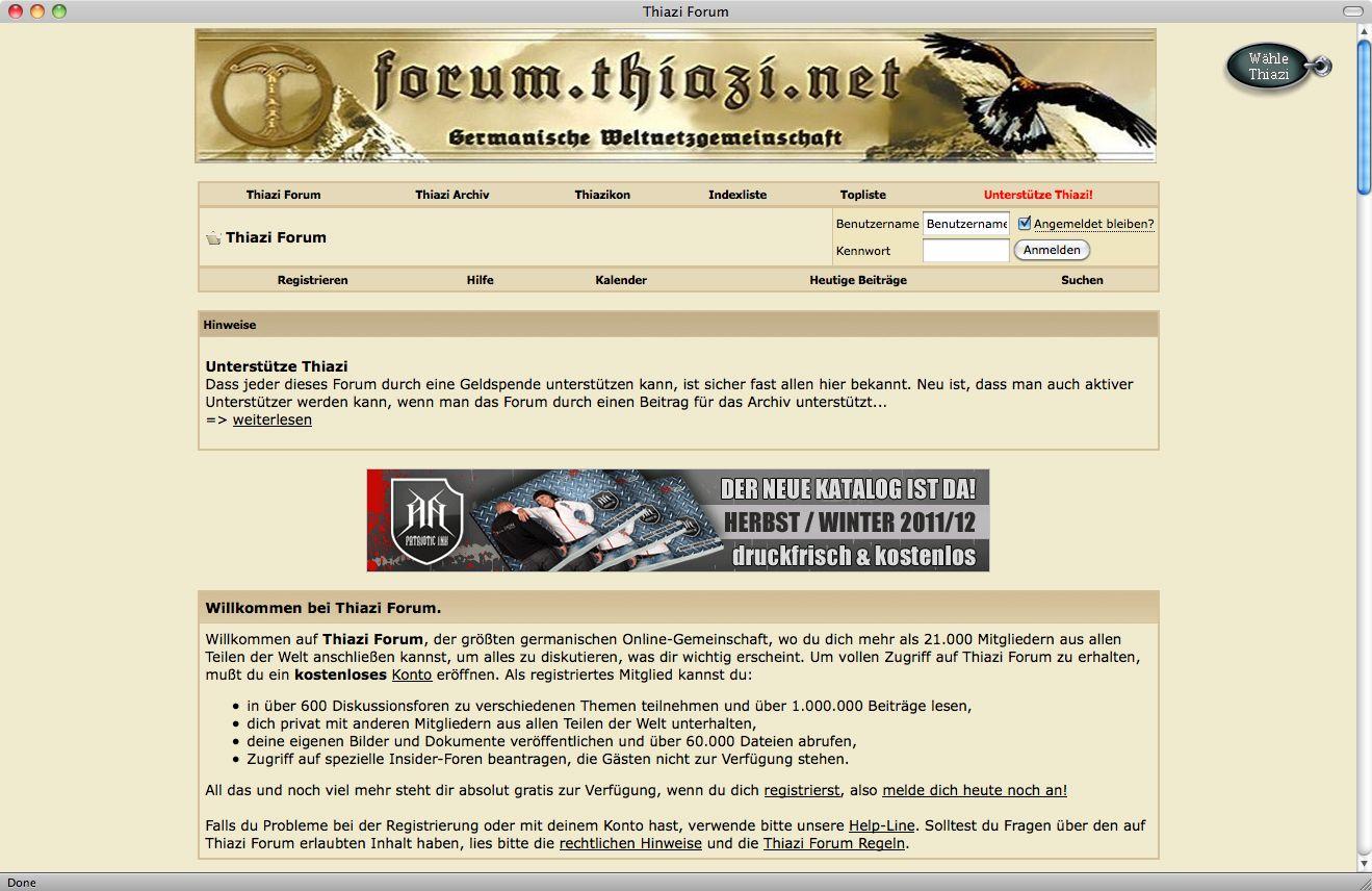 Thiazi-Forum/ Screenshot