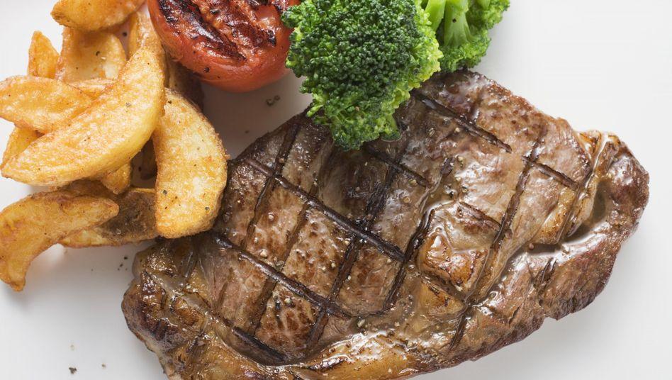 Gegrilltes Steak: Noch kein BSE-verursachter Fall von Creutzfeldt-Jakob in Deutschland
