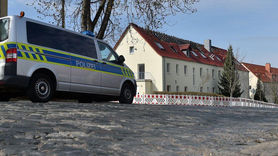 Ausgebrannte Flüchtlingsunterkunft in Tröglitz: 2015 bereits 38 Übergriffe in Deutschland