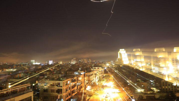 Syrien: Angriff in der Nacht