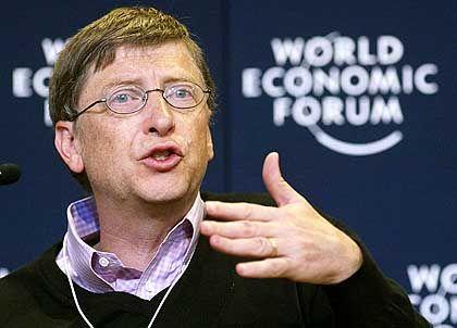 Microsoft-Gründer Gates: Reicher gehts nicht