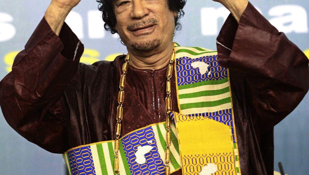 Gaddafi und sein Clan: Öl, Jetset und Gewalt