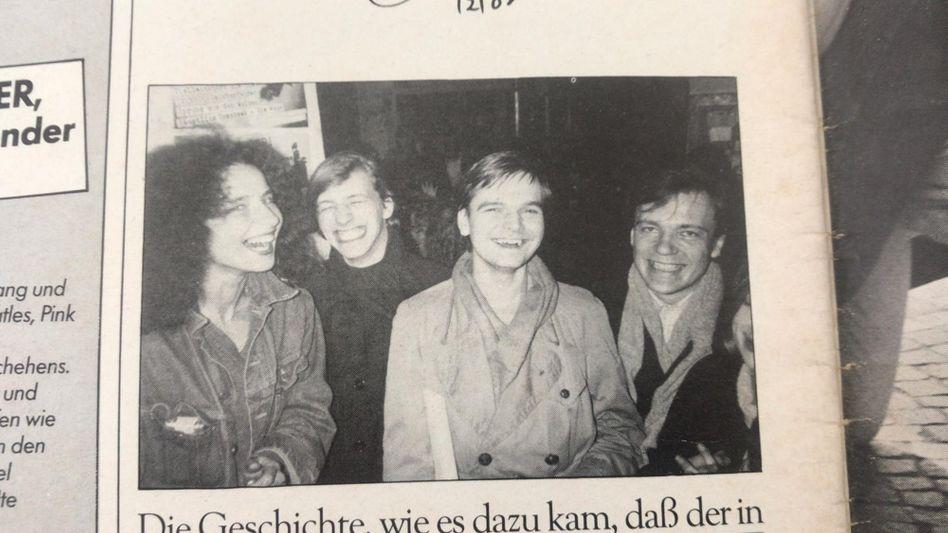 »Sounds«-Mitarbeiter 1983: Der Moment, in dem Popjournalisten zu Stars wurden