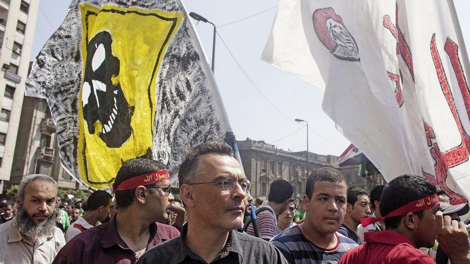 Reuter am vergangenen Freitag in Kairo
